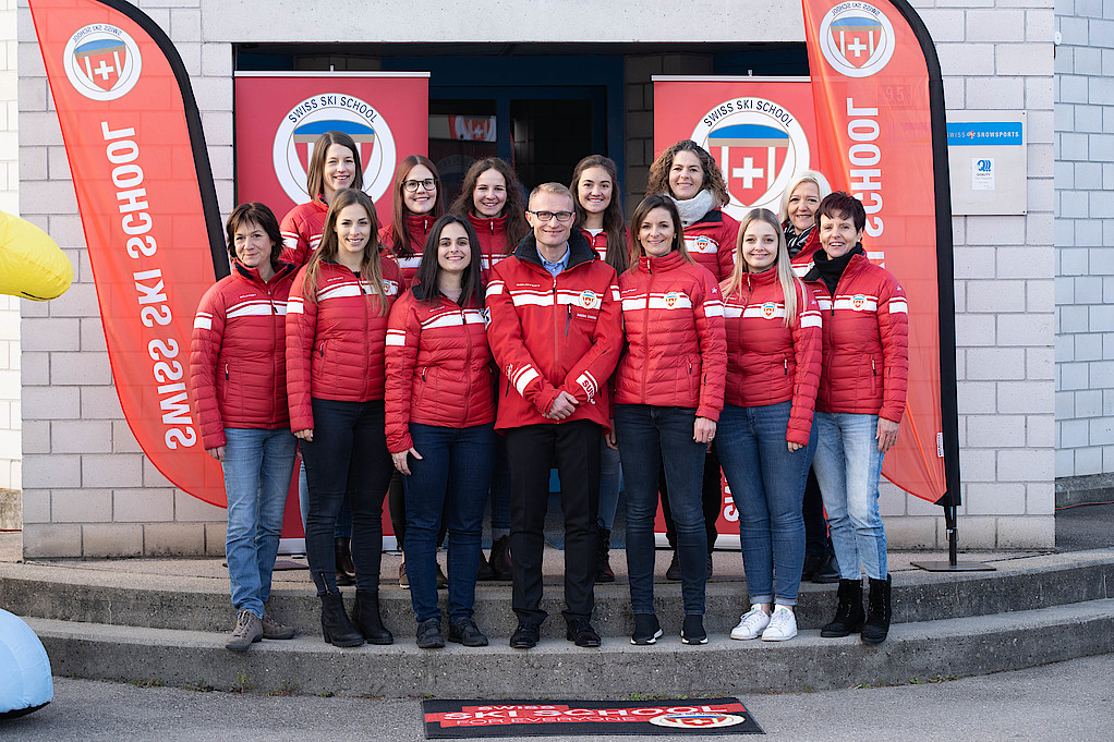 Team Swiss Snowsports Belp 2017/2018