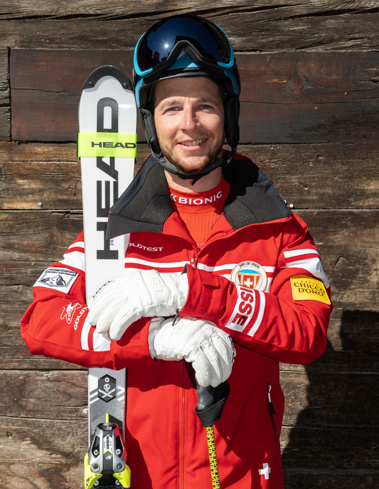 Richard Amacker, SSDT Ski