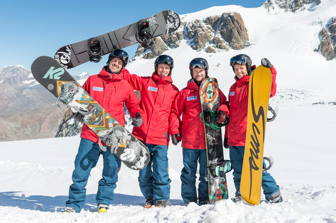 Swiss Snow Demo Team Snowboard