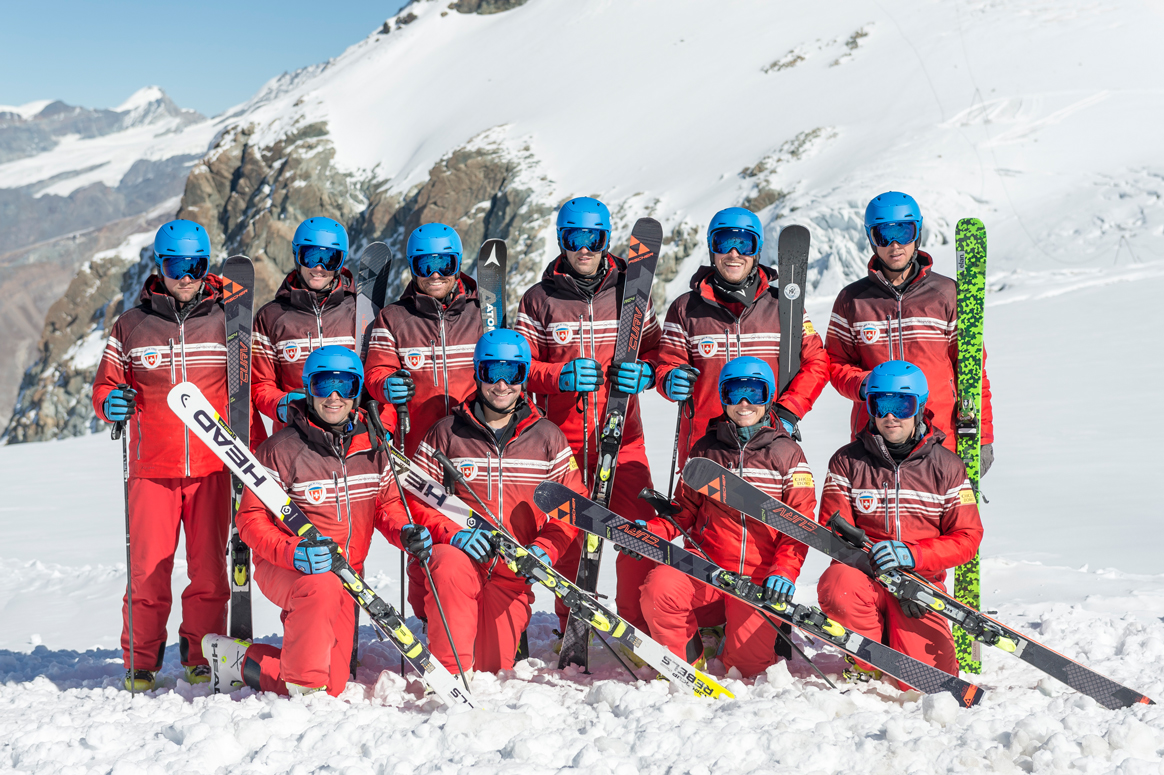 Swiss Snow Demo Team Ski