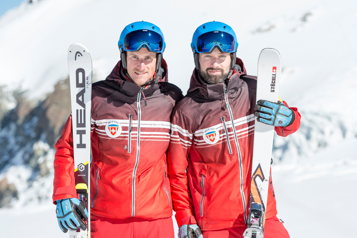 Swiss Snow Demo Team Telemark