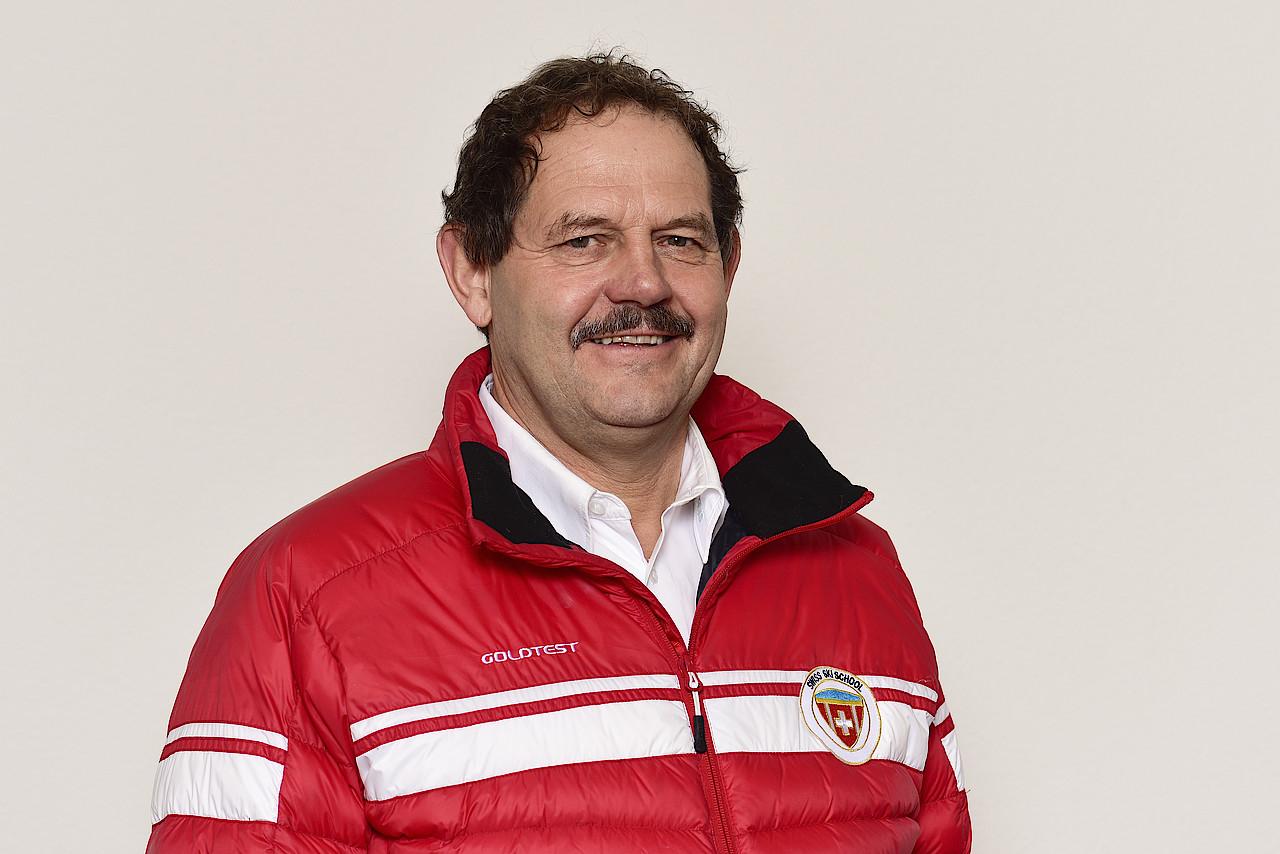 Le cœur de Riet R. Campell bat pour les sports de neige et les écoles suisses de ski.